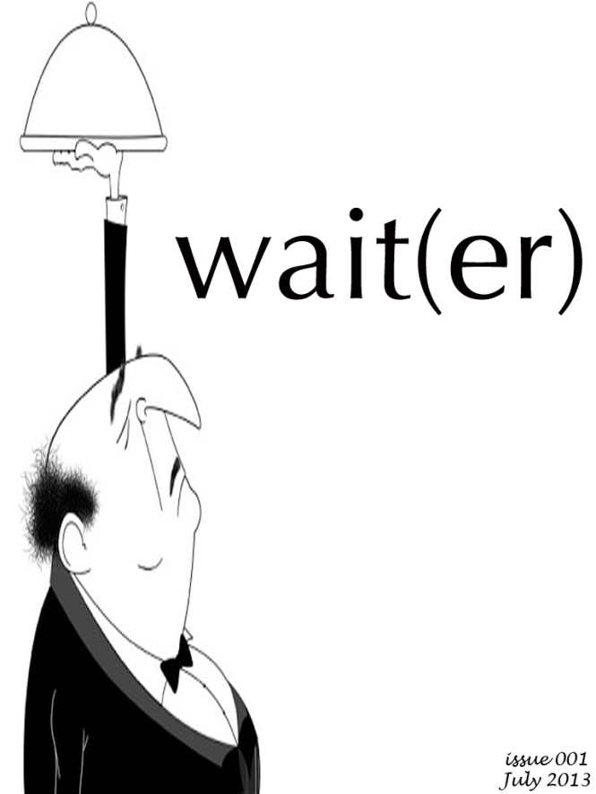 Waiter Issue 1
